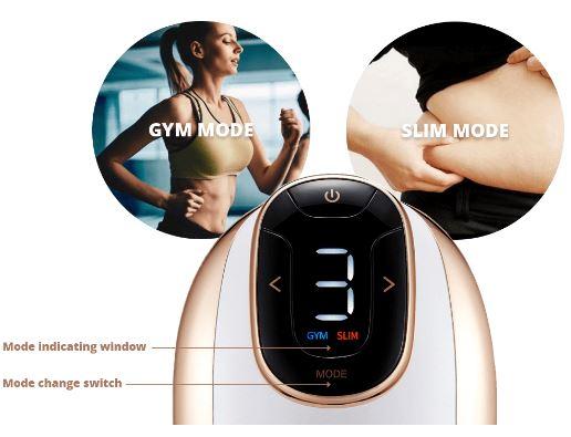 Abas Fit アバスフィット 痩身機EMF+RF+LED+吸引