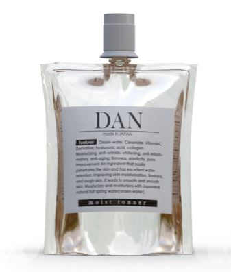 温泉化粧水 DANモイストトナー 天然温泉成分配合化粧水