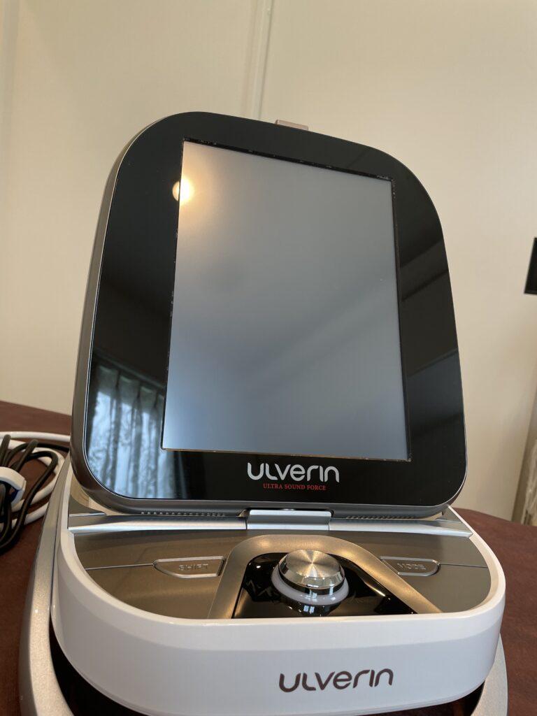HIFU ウルヴァリン ULVerin 中古美容機器 フェイシャル ボディマシン
